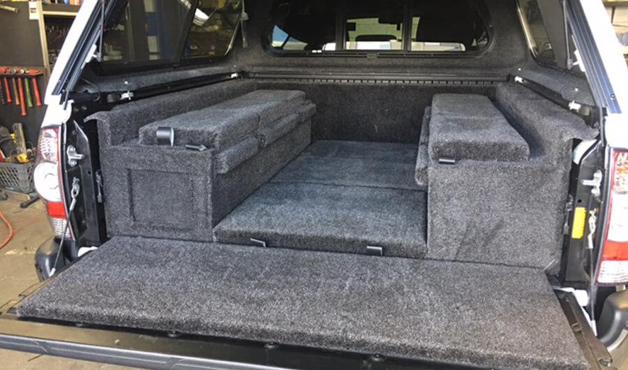 Carpet Kits Sierra Tops